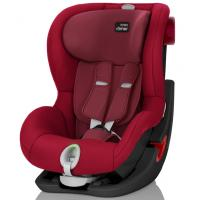 Детское автокресло Britax Romer King II LS Black Series