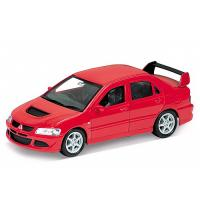 Модель машинки MITSUBISHI LANCER EVOLUTION VIII Welly 42338