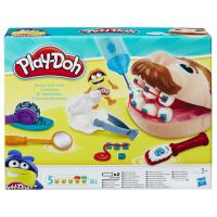 Набор пластилина Hasbro Play-Doh мистер Зубастик