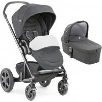 Прогулочная коляска JOIE Chrome DLX with Carry Cot