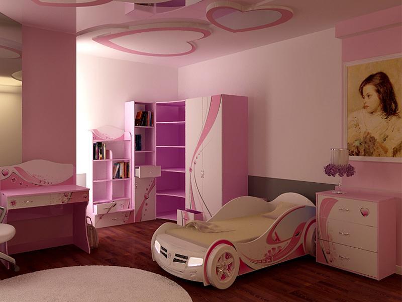 Комната принцессы дизайн фото